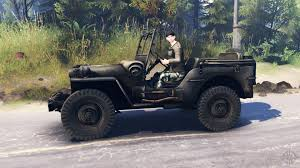 jeep willys 2016 willys mb 1942 for spin tires