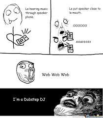 Meme Cell Phone - dubstep cellphone by chafa meme center