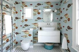 Bathroom Wallpaper Modern Best Wallpaper For Bathroom Bathroom Wall Paper And