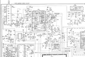 samsung tv schematics free tcl 21a71a pal ntsc crt tv circuit