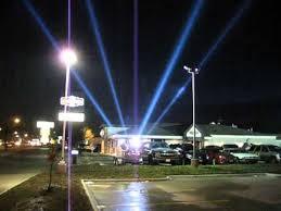 spotlight rental searchlight rental ankeny iowa godfathers pizza grand opening