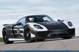 electric porsche 918 ausmotive com porsche 918 development moves forward