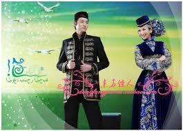 muslim and groom aliexpress buy isram muslim wedding clothing sapphire