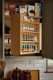 Wall Spice Racks For Kitchen Marvelous Wall Spice Rack Wood Decorating Ideas Images In Kitchen