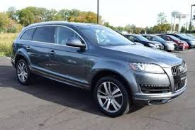 used audi york used audi q7 for sale in york pa edmunds