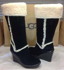ugg boots sale us ugg australia aubrie black suede boots size 9 us 1003589 ugg