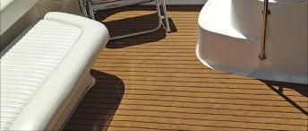 teak carpet sea launchpad