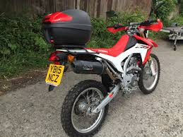 used honda crf250 crf250 l d road legal 2015 15 motorcycle for