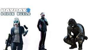 Payday Halloween Costume Payday 2 Dodge Build