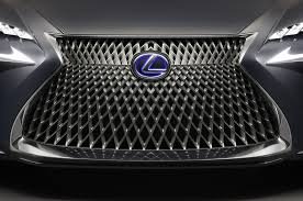 lexus es 330 grill fifth generation lexus ls to be unveiled at 2017 detroit auto show