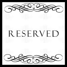 printable reserved table signs 29 images of reserved seating sign for family template leseriail com