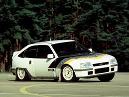 opel old opel kadett rallye 4x4 gr b 1985 u2013 old concept cars
