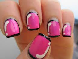 31 pink nail polish designs 29 pink nail art designs ideas