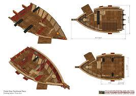 home garden plans ps100 pirates ship playhouse plans
