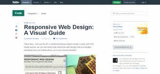responsive design tutorial responsive design tutorial