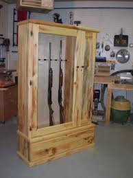 Free Woodworking Plans For Corner Cabinets by 209 Best Gun Cabinet And Secret Storage Images On Pinterest