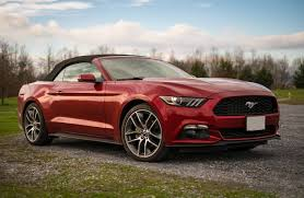 2015 mustang ruby s 2016 ruby convertible ecoboost the mustang source