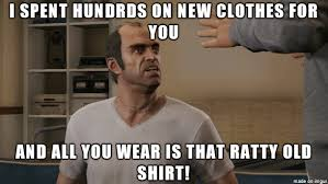 Gta V Memes - when you meme a memes on monday