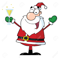 cartoon cocktail santa cartoon clipart clipart collection santa clipart image