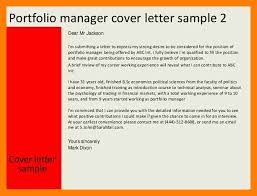 stunning portfolio administrator cover letter contemporary