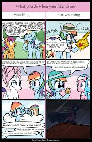 You Re A Towel Meme - when no one is watching rainbow dash my little pony