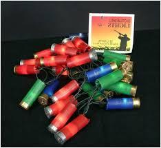 shotgun shell christmas lights shotgun shell christmas lights special offers erikbel tranart