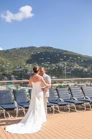cruise ship weddings cruise ship wedding reception perfection island bliss weddings