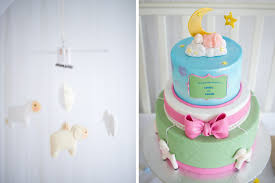 pure joy events lullaby baby shower dessert table and advice display