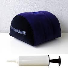 position canap gonflable velours position sexuelle coussin jouets pour les couples
