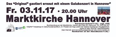 Vg Bad Bergzabern 30159 Hannover Don Kosaken Chor Wanja Hlibka