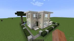 Small Modern House Modern House Minecraft Mod 1 7 10 U2013 Modern House