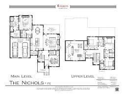 Floor Plan Pdf Celebration Homes Canterbury Estates Floor Plans Thompson