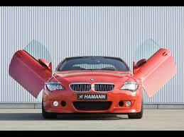 2007 hamann m6 widebody conceptcarz com