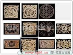Wood Carving Free Download by Chinese Style Screen Woodcarving Woodcarving Screen