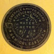 new orleans water meter harping on about water meter covers preservation in mississippi
