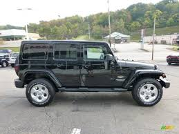 rubicon jeep black black 2013 jeep wrangler unlimited sahara 4x4 exterior photo