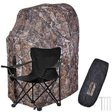 Pop Up Hunting Blinds Portable Pop Up Hunting Blind Folding Chair Set U2013 Yescomusa