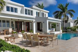 Beach Patio Beach Escape Villa Anguilla Villa Rental Wheretostay