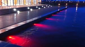 Underwater Landscape Lighting by Led Lighting Lastest Ideas Examples Underwater Led Lights