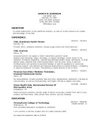 Pharmacy Technician Resume Objective Sample by Pct Resume Resume Cv Cover Letter