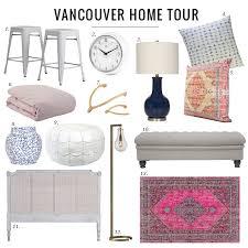 Home Decor Blogs Vancouver Vancouver Home Tour Jillian Harris