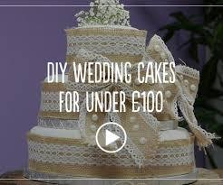 the chwv cake bake off diy wedding cakes chwv