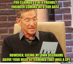 That Was A Lie Meme - maury lie detector knows everything by clairvoyant meme center