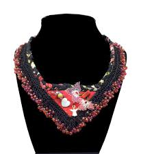 handmade angel necklace images Angels and hearts handmade necklace milago fashion jpg