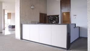 Custom Reception Desk Custom Reception Desk Infusion Furniture