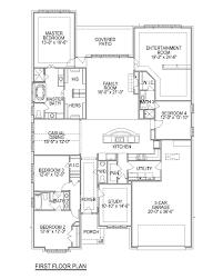ranch floor plans with 3 car garage plan f712 cross creek ranch 65 u0027 in fulshear tx