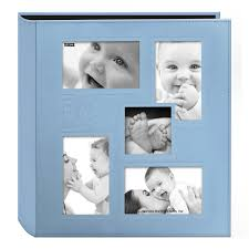 baby photo albums pioneer collage leatherette cover photo album 4 x6 240 photos