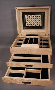Girls Personalized Jewelry Box Best 25 Wooden Jewelry Boxes Ideas On Pinterest Diy Wooden