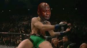 Crying Face Meme - conor mcgregor holly holm get crying jordan face meme larry brown