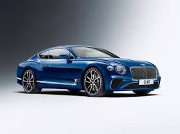 bentley blue bentley u0027s new continental gt combines luxury tech with classic